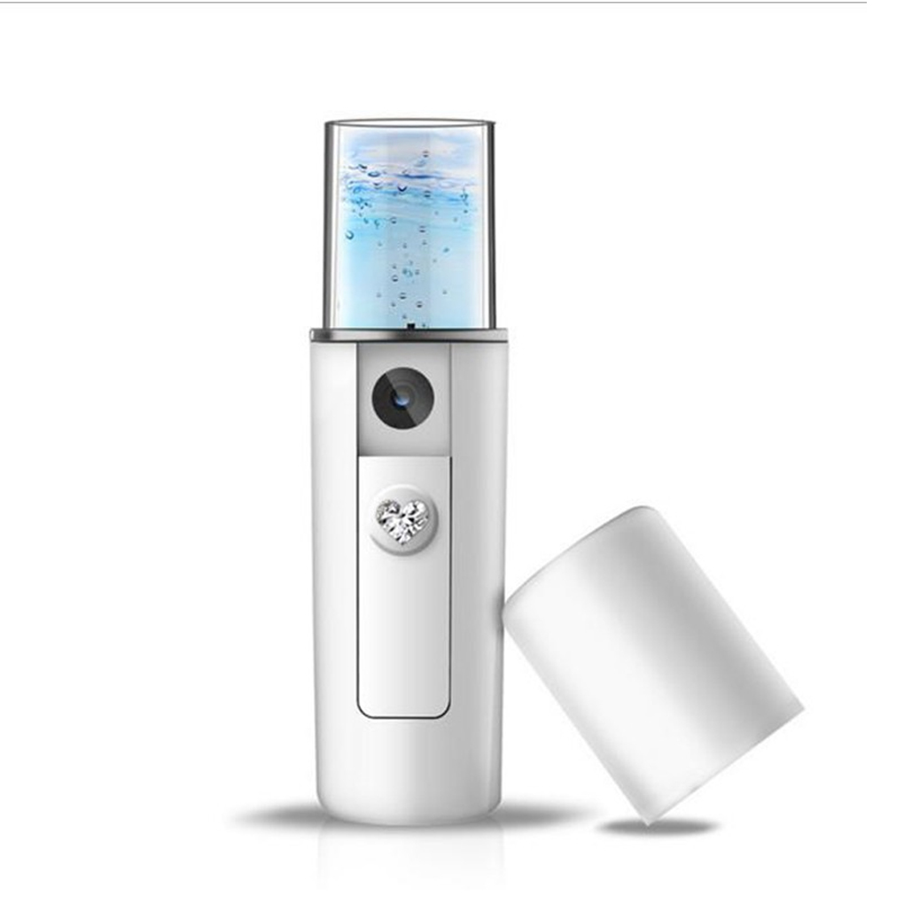 Portable Household Steam Face Replenishment Equipment Nano Sprayer Facial Humidifier Beauty Products