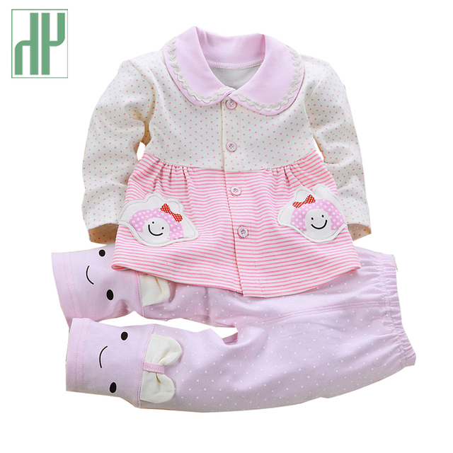 Newborn Baby girl clothes cotton fall infant girl winter clothes christmas set baby girl outfit baby baby tracksuit princess Set 2