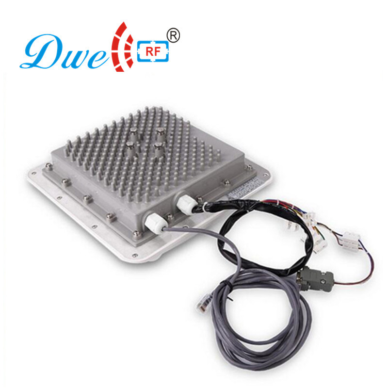 DWE CC RF High receiving sensitivity waterproof active tag reader for long distance identification цена