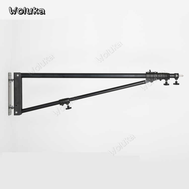 2m Horizontal Boom Arm lighting support WB-3 lamp holder Wall light Stand accessories studio bracket photographic CD50 T10