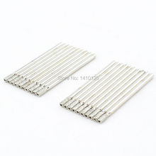 20Pcs 2.5mm 3/32″ inch Electroplated Diamond Coated Hole Saw Core Drill Bit Masonry Drilling Cutter Glass Marble Tile Granite