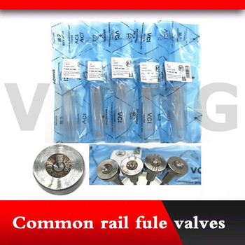 Diesel fuel injector valve set F00VC 01331 common rail control valve F00VC01331 FOOVC01331 F OOV C01 331 for bosch injector