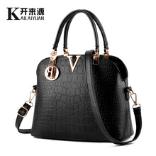 Female female sweet lady styling fashion package 2019 new bag worn one shoulder
