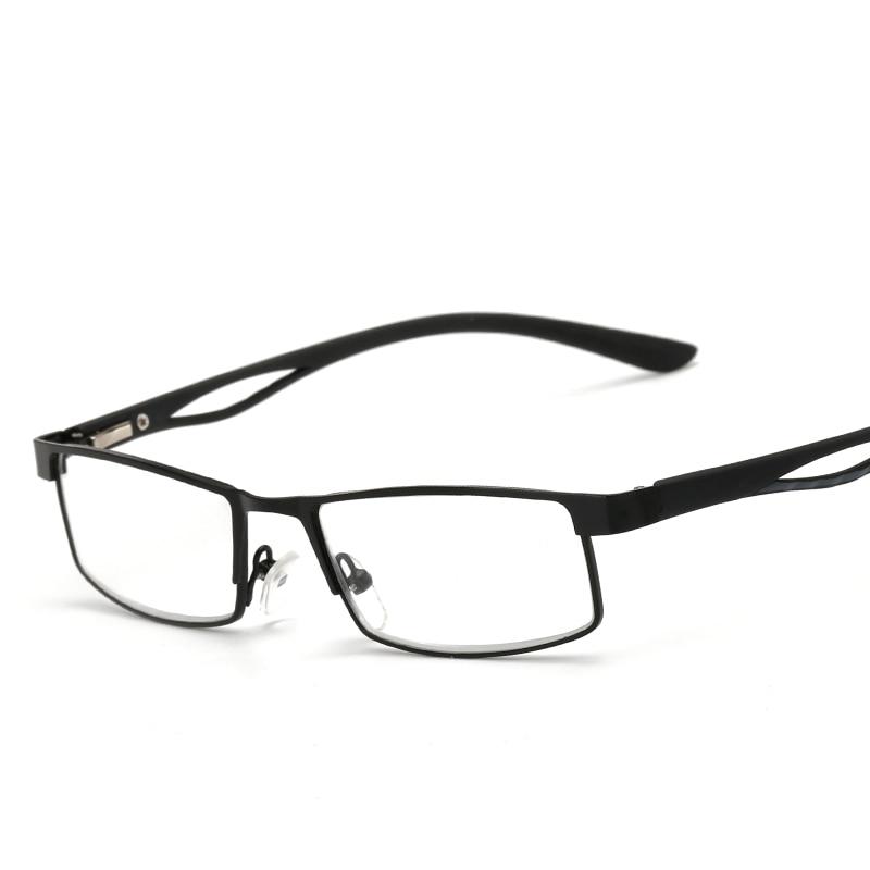 HINDFIELD 2016 läsglasögon för legering kvadrat män receptlinser - Kläder tillbehör - Foto 3