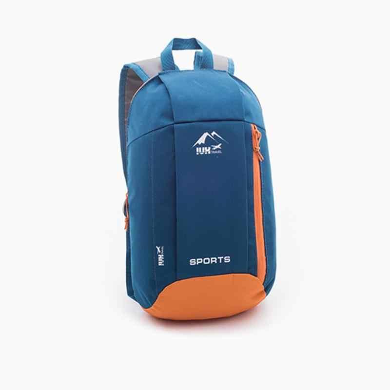 0e132dc37a Unisex Men Women Backpacks Small Bag Travel Knapsack Oxford Cloth Stylish  Portable Waterproof Bicycle Backpacks