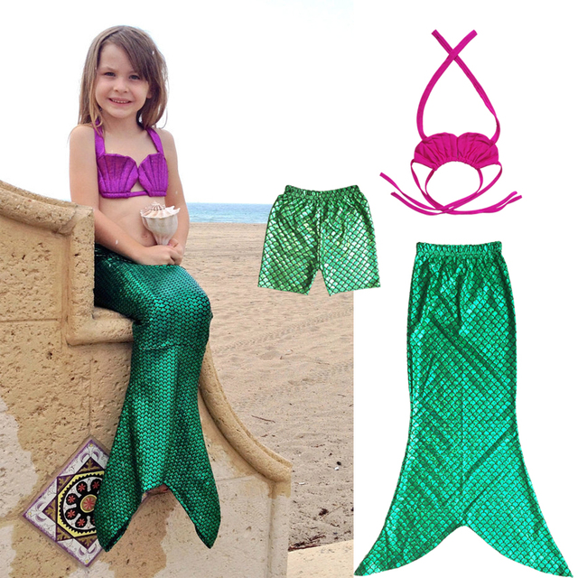 Children Mermaid Tails Halloween Costume For Kids Mermaid Costume Girl Mermaid Tail Costume Princess Mermaid-  sc 1 st  AliExpress.com & Children Mermaid Tails Halloween Costume For Kids Mermaid Costume ...