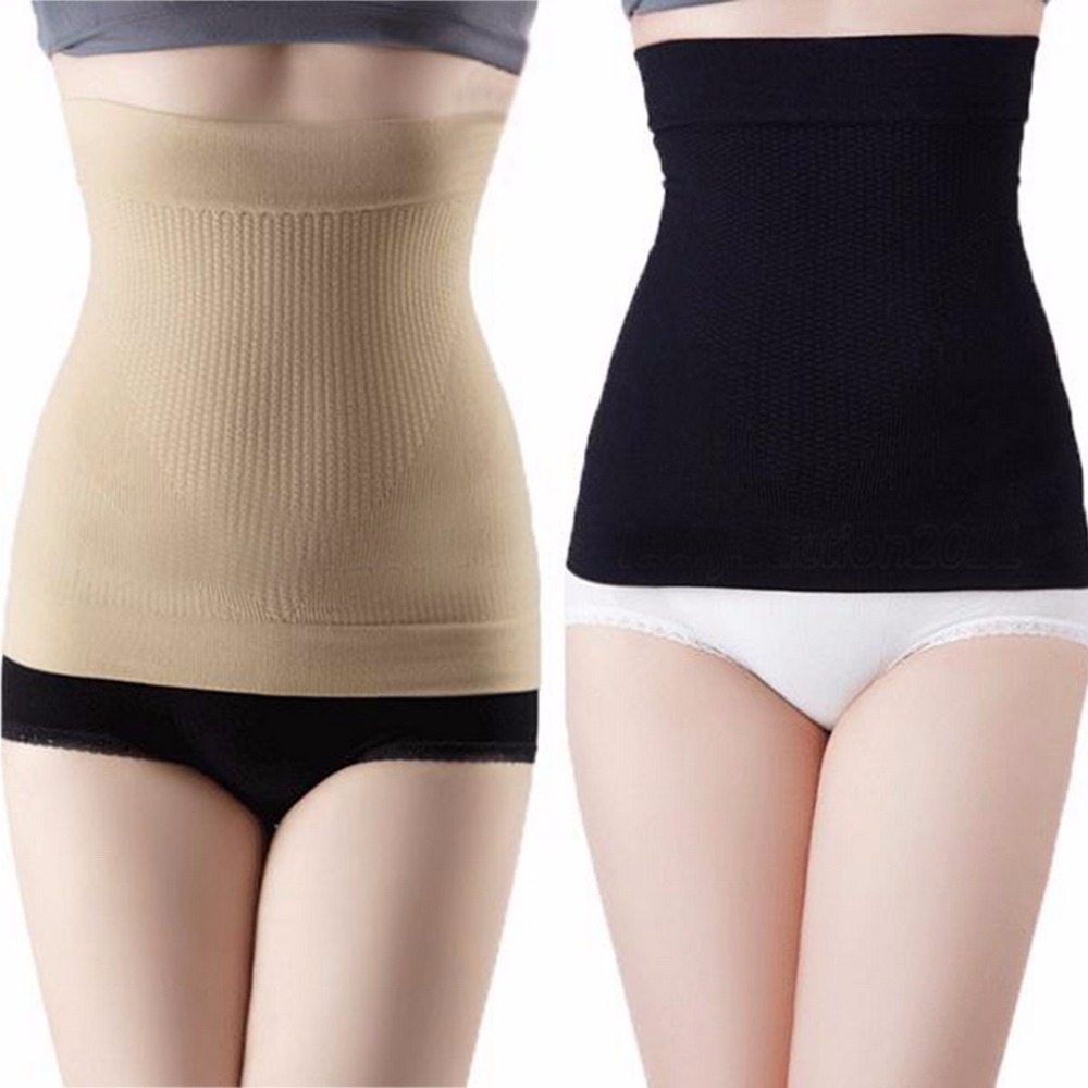 Women Body Tummy Shaper Weight Loss Control Girls Belly Slimming Belt Waist Cincher Corset Girl Slimming Products Hot Sale