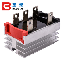 QL5010 1200 В 20A большой ток трехфазный выпрямительный мост быстрого восстановления диодный выпрямитель лазерный диодный модуль для генератора