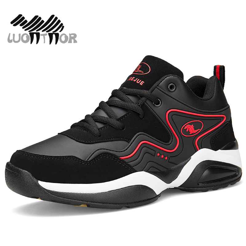 Men Fashion Casual Men Shoes Winter Shoes Keep Warm Autumn High Quality School Split Leather Brand Non-slip Patent Large Size 45 mulinsen brand new winter men sports hiking shoes cowhide inside keep warm sport shoes wear non slip outdoor sneaker 250666