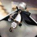 Y105 Marca llaveros llaveros llaves canal feminino 2016 de mujer de marca accesorios porta chaves porte clef baratijas portachiavi
