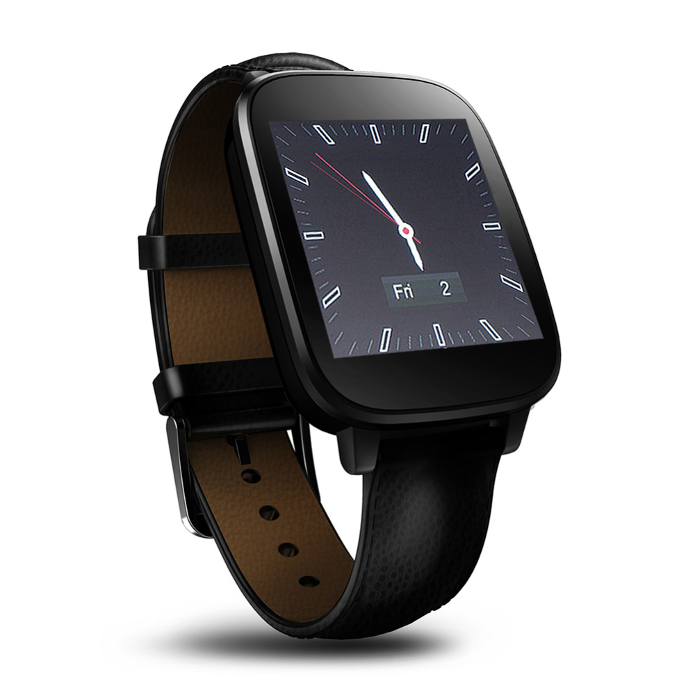 ФОТО 2016 Fashion Curved Wateproof IP65 Smart Watch HRM Real Heart rate Bluetooth Genuine Leather Strap Smartwatch For Android IOS