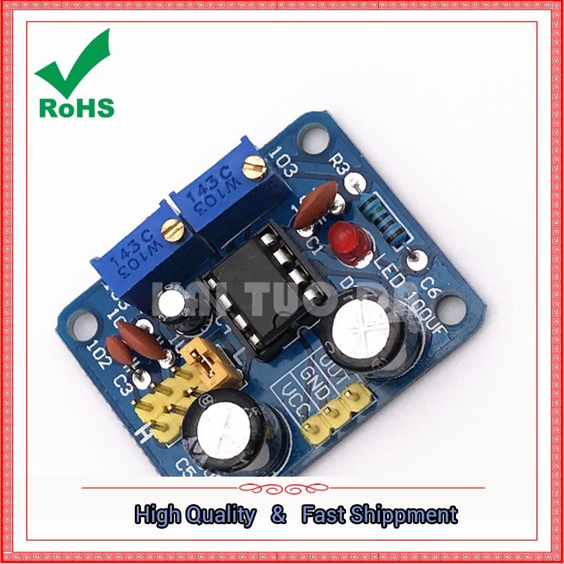 Details about  /NE555 frequency adjustable pulse generator module NE555 chi/_cb