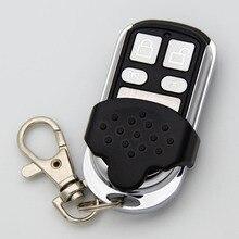 Universel 433.92MHz RF télécommande émetteur duplicateur porte porte de Garage télécommande 433.92MHz à distance 433 mhz