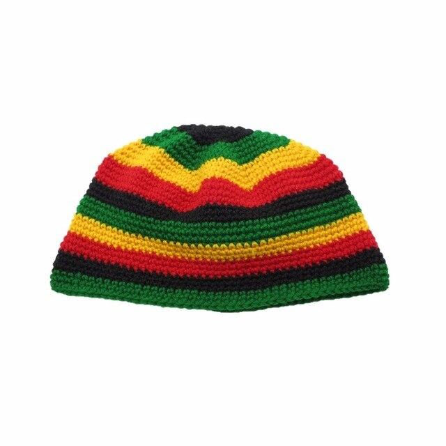 Perfecto Rasta Tam Patrón De Crochet Sombrero Componente - Patrón de ...