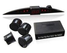 Parksensoren Kit 22mm Parktronics 4 einparkhilfe Auto einparkhilfe Sensoren Radarwarner System