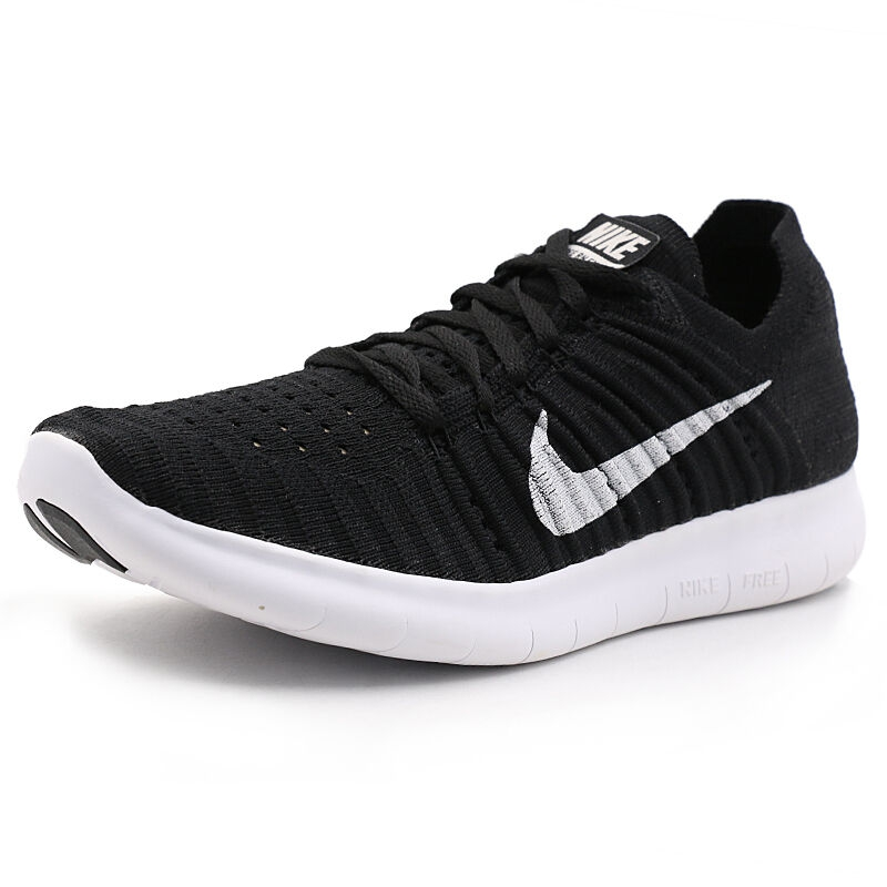 new style f8736 94b18 Original WMNS NIKE FREE RN FLYKNIT Women s Running Shoes Sneakers