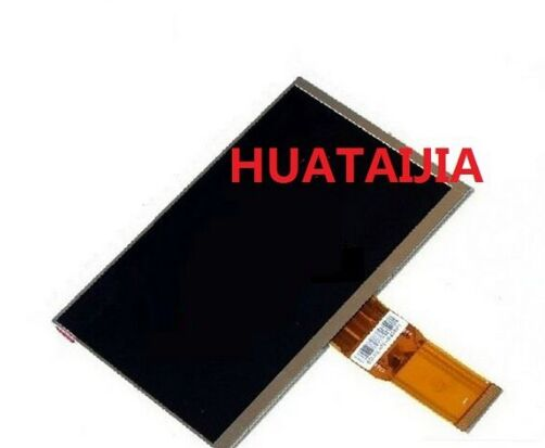 164* 97mm 50 pin New 7 LCD display Matrix For bq 7061g Tablet inner TFT LCD Screen Panel Lens Module Glass Replacement
