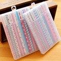 10 unids/pack Color gel pen de dibujos animados de animales estrellado floral dulce plumas 0,38mm bolígrafo papelería oficina escuela suministros F308