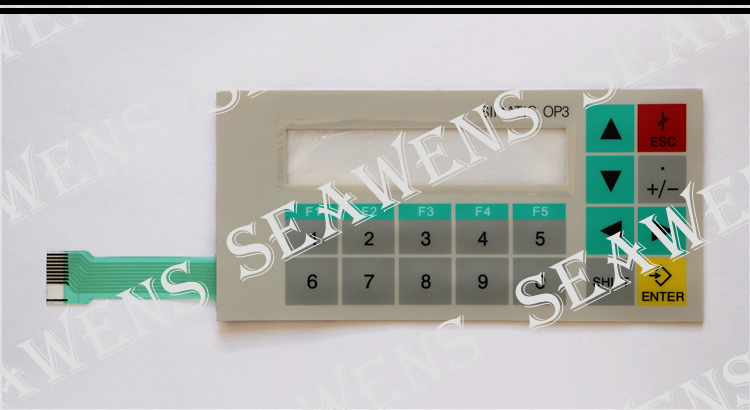 все цены на  Membrane switch for 6AV3503-1DB10 OP3 panel keypad ,simatic HMI keypad , IN STOCK  онлайн