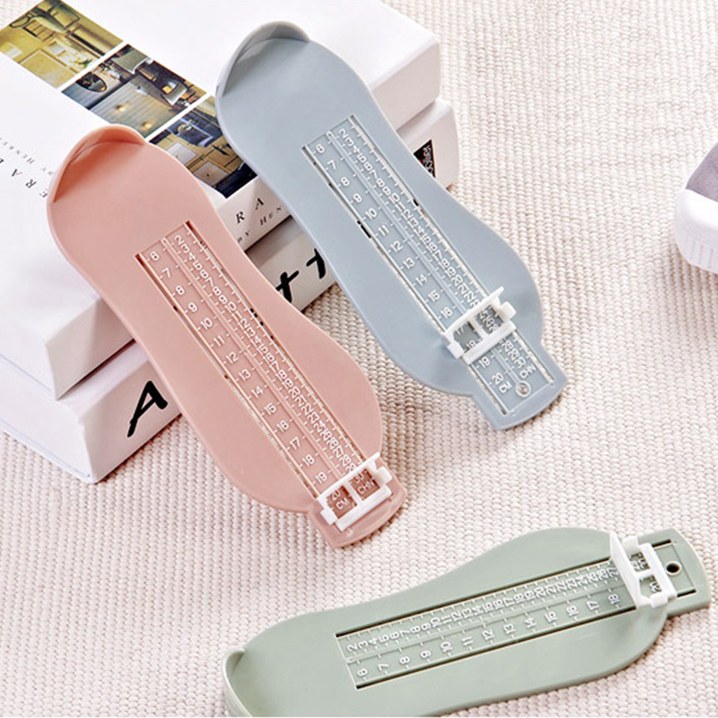 Baby Foot Meter Kids Length Meter Feet Children Length Measureer Foot Measure Baby Footwear Gifts Rulers Convenient Shoes Growth