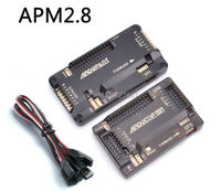 APM2 8 ArduPilot Mega APM APM2 8 Flight Controller Board With Case For RC Quadcopter