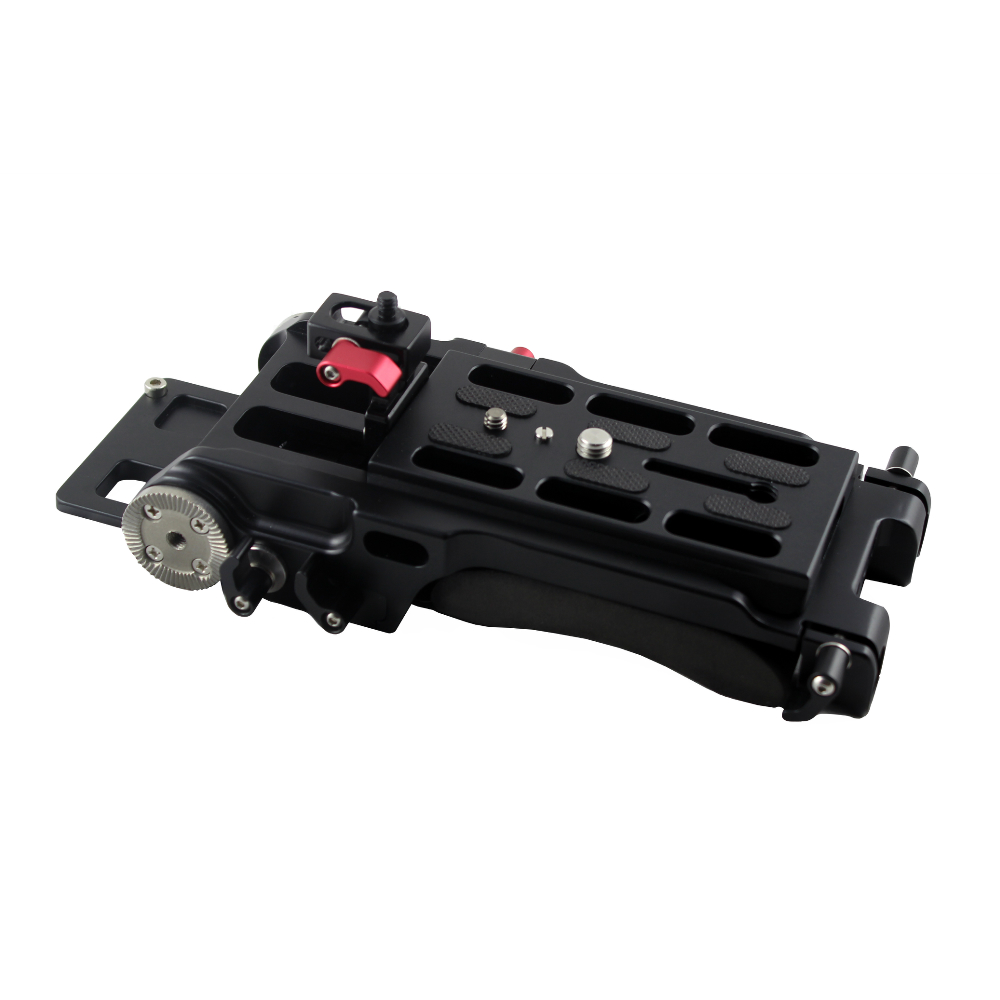 NEW FS5 Rig 15mm Quick Release Baseplate 15mm rod system for SONY FS5 camera Tilta Movcam