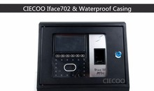 Iface702 Facial Recognition Fingerprint Clock Access Control