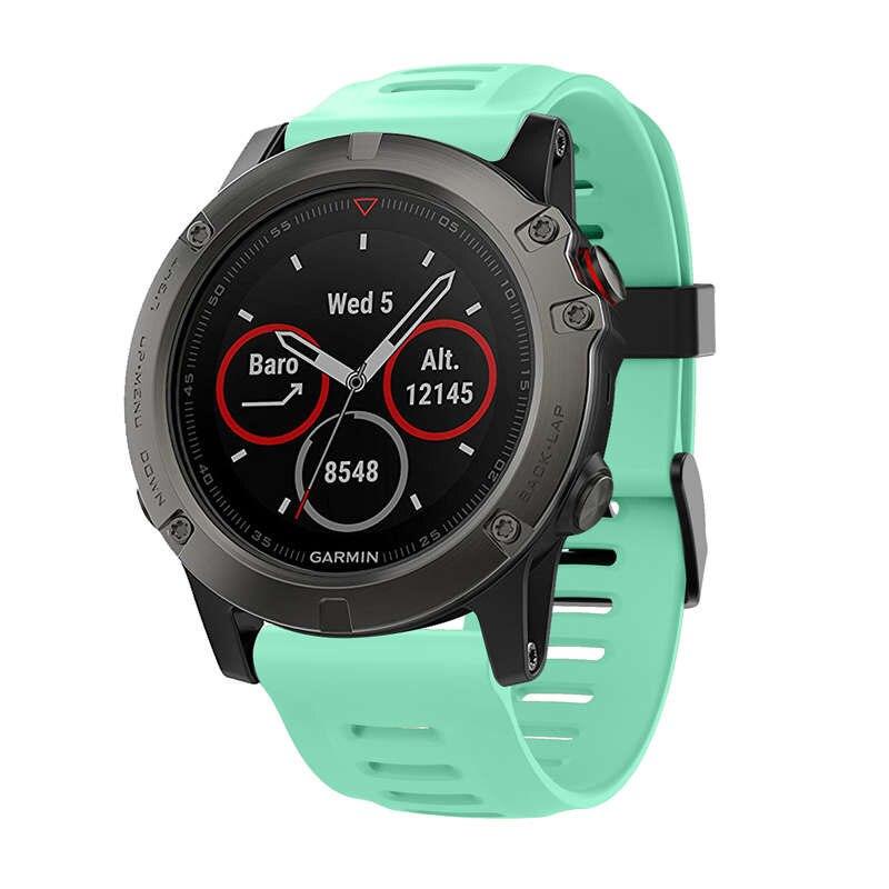 Sport Watchband Strap for Garmin Fenix 5X 26mm Bracelet Replacement Band Straps for Garmin Fenix 3 3HR 5x 5x Plus Wriststrap in Watchbands from Watches