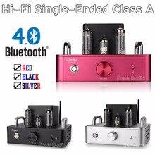 Douk Audio 2017 Dernière 6P14 (EL84) Tube À Vide Amplificateur Bluetooth 4.0 Stéréo Single-ended Classe A Puissance Amp 3-couleurs
