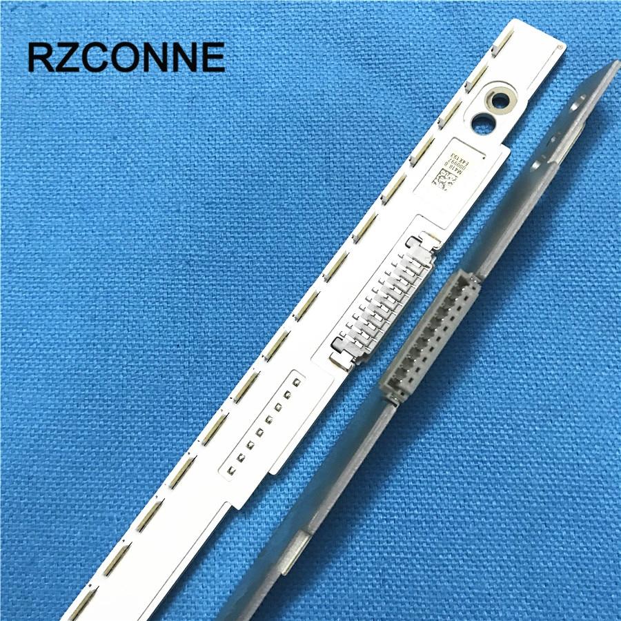 2pcs LED Strip 56/60leds For Samsung 2012SVS46 7032NNB LEFT60/RIGHT60 3D UA46ES6700 UA46ES7000 UA46ES6100 LE460CSA-B1 LTJ460HW05
