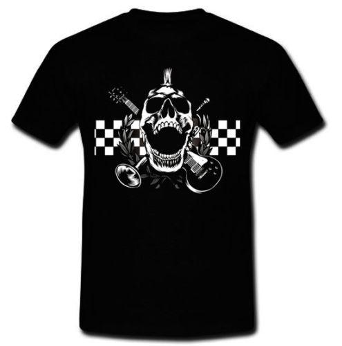 The Locos Final negativo Spanish ska punk band Ska?P Pulpul T-shirt S M L XL 2XL T-Shirt men t shirt Tops Tees