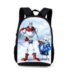 71d9136318 CAIWEI Anime School Backpack For Teens Child Nylon Bag
