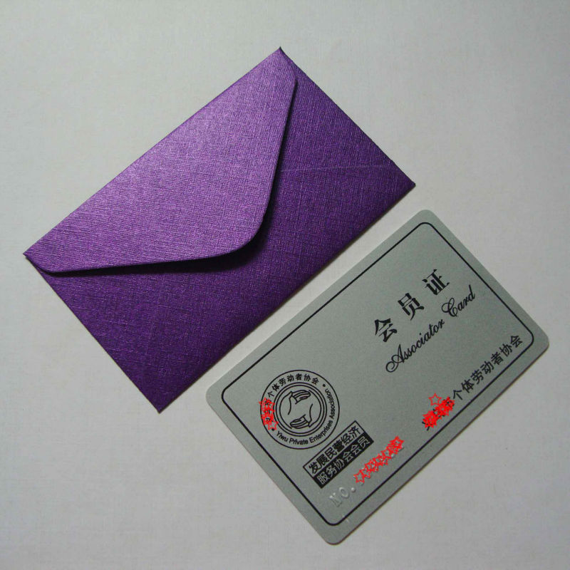 60x100mm mini envelopes small envelope vip card envelope business card envelope small size 50pcs lot in paper envelopes from office school supplies - Business Card Envelopes