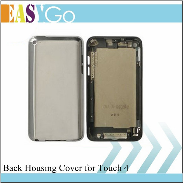 Back Housing Rear Cover Repair Parts for iPod Touch 4th High Quality Free Shipping
