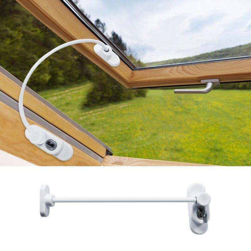 1/2/4 Stücke Fenster Tür Restrictor Sicherheitssperrgepäck Kabel ...