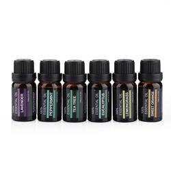 100% чистый натуральный аромат ароматерапия масла 10 мл для увлажнителя водорастворимый аромат СПА масло свежего воздуха Эфирное масло