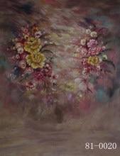 Toile de fond de photographie peinte à la main 10*20 pieds, toile de fond pour studio photo 0020, arrière-plan de photographie scénique en mousseline