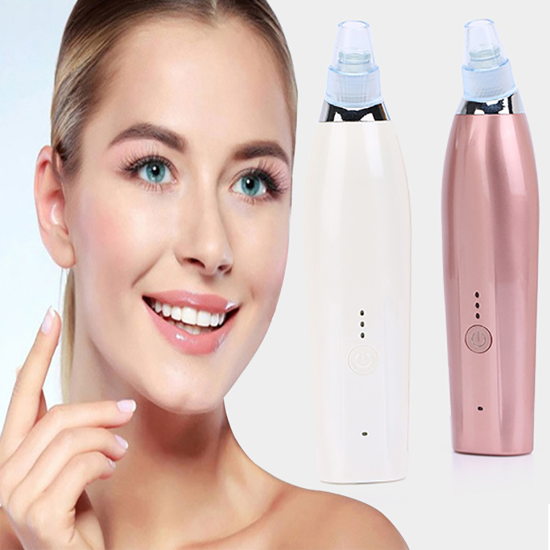 Comedo Blackhead Vacuum Suction Diamond Removal Wrink Acne Pore Peeling Face Clean Facial Skin Care Beauty Machine