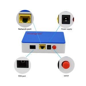 Image 3 - chuanglixin 1GE GEPON 1port XPON ONU  EPON/GPON ONU  1.25G gepon onu ftth fiber home For GEPON OLT
