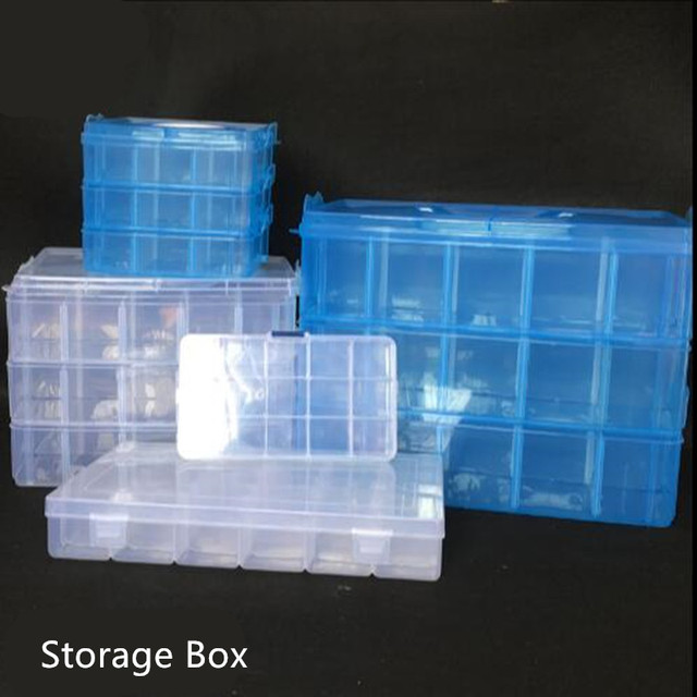Can Be Disassembled Rubber Stamp Storage Box Printed Storage Box Tool  Storage Box A Variety Of