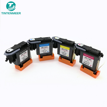 TINTENMEER print head 11 Compatible for hp 9110 9120 9130 Pro K850 Pro K850dn CP1700D CP1700 designjet printer printhead