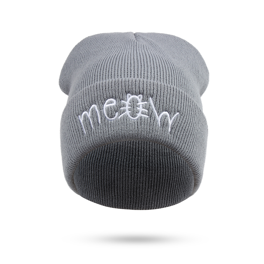 2017 Meow Winter Hat For Women And s