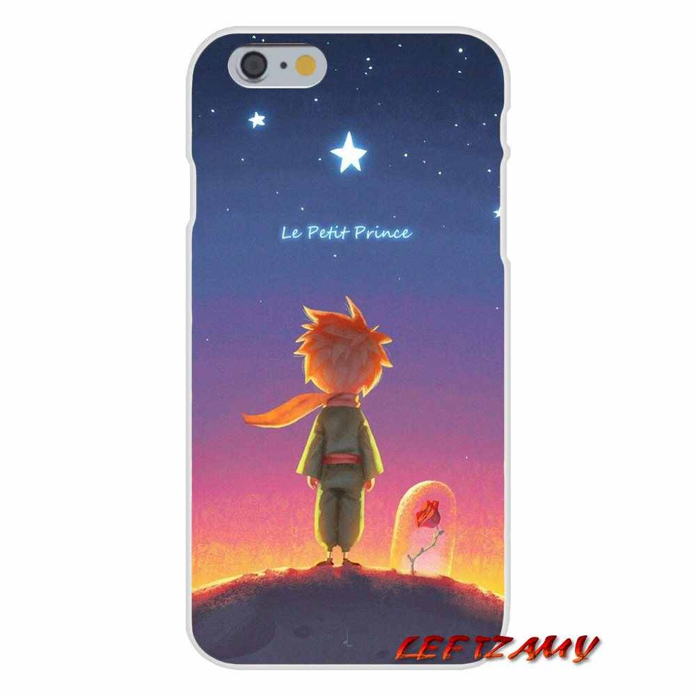 Untuk Samsung Galaxy S3 S4 S5 Mini S6 S7 Edge S8 S9 Plus Note 2 3 4 5 8 Indah the Little Prince Fox Di Mint Silicone Case Cover