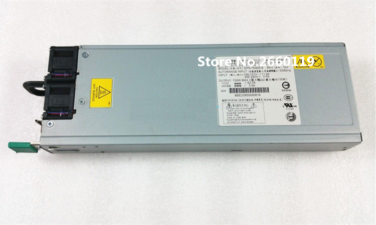 Power supply for DPS-750EB B 750W working well ...