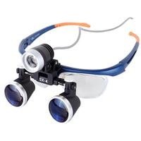 3 5X 4 Medical Surgical Loupe Magnifier W 3W Dental Surgery Headlight Headlamp