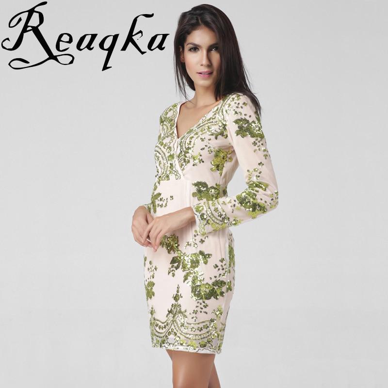Popular Long Sleeve Sequin Mini Dress-Buy Cheap Long Sleeve Sequin ...