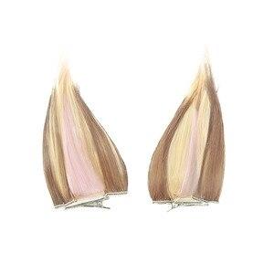 Image 3 - 코스프레 lol 프레스티지 에디션 kda ahri akali kaisa evelynn 코스프레 의상 가발 여성 가발
