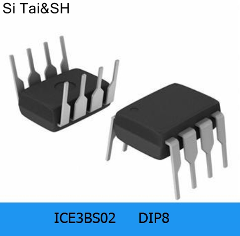 Electronic Components & Supplies 1pcs/lot Ice3bs02 Switching Supply Current Control Pulse Width Modulator Original Driving A Roaring Trade Active Components