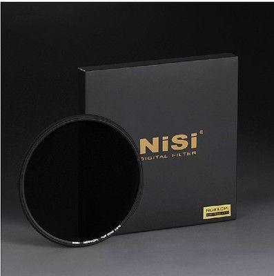 NiSi 95mm Mince Fader Filtre À DENSITÉ NEUTRE Variable ND4 à ND500 Réglable Densité Neutre pour Zeiss T * 15mm f/2.8 super haute qualité