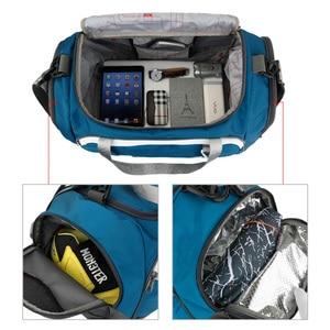 Image 4 - New Arrival 2019 Single Travel Bags Business Handbags Men Women Short Journey Waterproof Luggage Duffle Bag Shoulder Bag Handbag